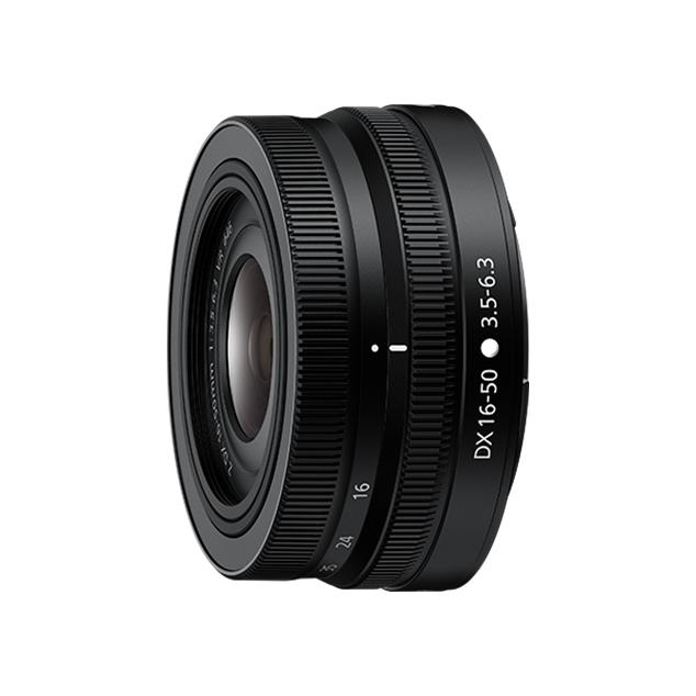 Nikon 尼康 Z DX 16-50mm f/3.5-6.3 VR 广角变焦镜头