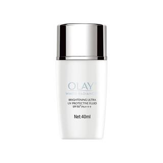 Olay 玉兰油 水感透白轻透倍护隔离防晒液 40毫升 SPF50 PA+++ *5件