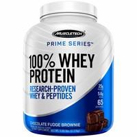 MUSCLETECH 肌肉科技 Prime系列 100%乳清蛋白粉 巧克力味 5磅