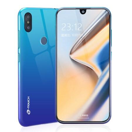 K-TOUCH 天语 HD1 智能手机 极光蓝 6GB+64GB