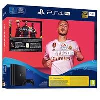SONY 索尼 PlayStation4 Pro(PS4 Pro)游戏主机《FIFA 20》套装