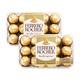 FERRERO ROCHER 费列罗 巧克力 T30粒 375g*2盒 118元(拼团价,2人成团)