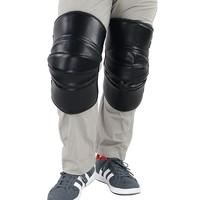 汇德    骑行防风保暖护膝 34cm 送手套