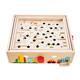 Hape超级滚珠迷宫3-6岁益智玩具掌握平衡儿童宝宝早教立体游戏盒亲子互动男孩女孩玩具 89.6元