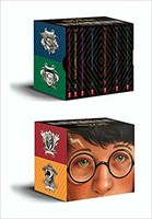 《Harry Potter  哈利波特》小说套装1-7册,特别版