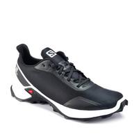 萨洛蒙(Salomon)男款 户外运动减震舒适透气防护越野跑鞋 ALPHACROSS BLAST 黑色 411049