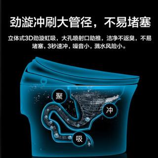 智能马桶一体机 H3 无水压限制