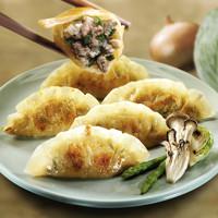 bibigo必品阁王饺子 韩式泡菜*2 玉米猪肉*1 菌菇三鲜*1