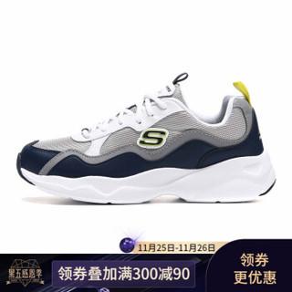 SKECHERS/斯凯奇 NEXT乐华七子同款 999859 D'lites运动休闲鞋