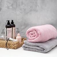 考拉工厂店 超吸水浴巾 75*140cm 320g