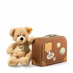 Steiff  手提箱里的芬恩小熊