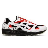 ASICS  GEL-Diablo 男士跑鞋 1191A199 白/黑/红 40