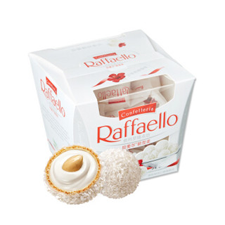Ferrero Raffaello 费列罗拉斐尔 椰蓉扁桃仁巧克力 15粒