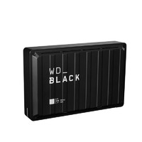 Western Digital 西部数据WD Black D10 USB3.2移动硬盘  8TB