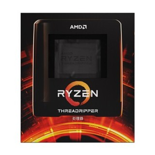 AMD Ryzen 锐龙 Threadripper 3960X CPU处理器