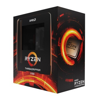 AMD Ryzen 锐龙 Threadripper 3960X CPU处理器