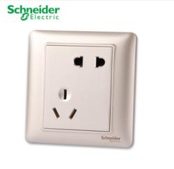 Schneider Electric 施耐德电气 睿意金 开关插座 10只装
