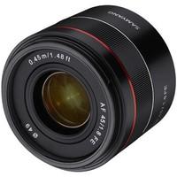 SAMYANG 三阳森养 AF 45mm F1.8 FE 标准定焦镜头 索尼FE卡口