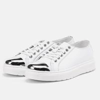 Dr. Martens PLASTIC TOE CAP 16692100 女士休闲鞋