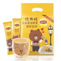 Lipton 立顿 经典醇香 浓奶茶 固体饮料 原味 700g*12袋
