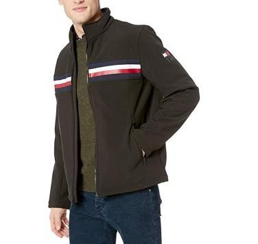 TOMMY HILFIGER 汤米·希尔费格 158AP520 男士休闲夹克外套