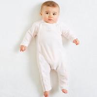 P'tit bisou 法国进口 婴幼女宝宝爱心连体衣 *5件