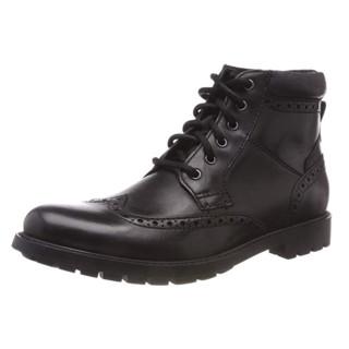 中亚Prime会员 :  Clarks Curington Rise 男士切尔西短靴