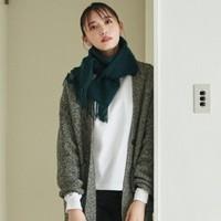UNIQLO 优衣库 420948 女款羊绒围巾