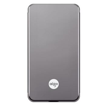 aigo 爱国者 P1 USB 3.1 移动固态硬盘(PSSD)500GB