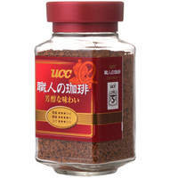 UCC 悠诗诗 红标 精品速溶咖啡 90g