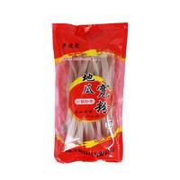 庐陵 红薯地瓜宽粉条 350克*2