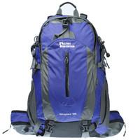 埃尔蒙特 户外登山包户外背包双肩包旅行包户外运动休闲背包男女 40L 蓝色 40L