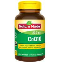 Nature Made 辅酶Q10 200mg 80粒