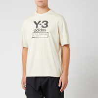 Y-3 Stacked Logo 运动T恤
