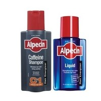 Alpecin 阿佩辛 止脱生发套装(洗发露 C1 250ml+营养液 200ml)