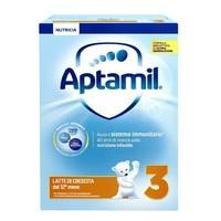 Aptamil 爱他美 幼儿配方奶粉 3段 纸盒装 700g