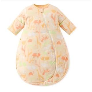 京东PLUS会员 : 米乐鱼 婴儿一体式睡袋 +凑单品