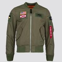 Alpha Industries 阿尔法工业 L-2B FLEX W FLIGHT 女式夹克