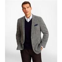 Brooks Brothers 布克兄弟 Regent Fit Harris Tweed Sport Coat 男式外套