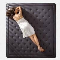 历史低价 : POLAR BEAR 极地熊牌 3D独立袋弹簧床垫 舒适版 180*200cm