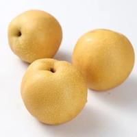 港利生鲜 秋月梨脆甜多汁6斤  果径80-90mm