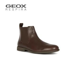 GEOX/健乐士男鞋 (42、咖啡色)