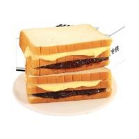 伯士爵 紫米面包整箱 1斤/箱 *2件