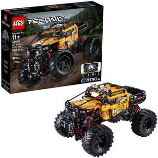 持平双11 : LEGO 乐高 Technic 机械组 42099 遥控越野车
