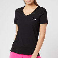 Superdry/极度干燥 Essential Vee女士T恤