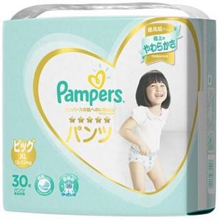 Pampers 帮宝适 一级棒拉拉裤 XL30片 *4件