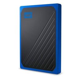 WD 西部数据 My Passport Go 移动固态硬盘 1TB