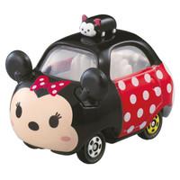 多美儿童玩具男孩女孩玩具动漫周边迪士尼米妮合金小汽车TSUM-TOP840497 *2件