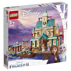 LEGO 乐高 冰雪奇缘2 41167 阿伦黛尔城堡村庄