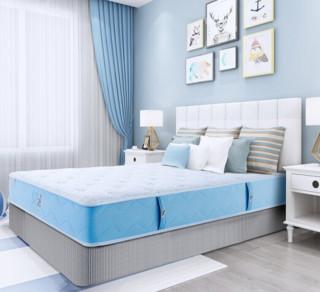 金可儿kids 儿童床垫 护脊床垫1. 1.2米*2米*0.18米